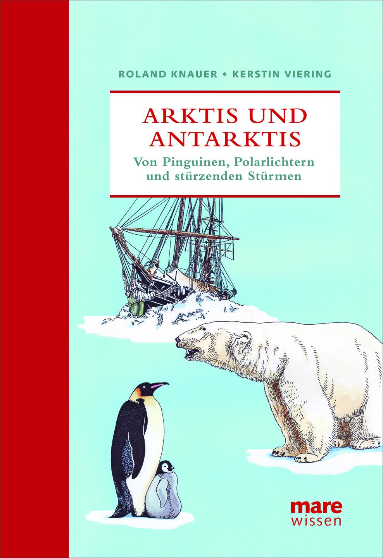 Buch Arktis und Antarktis