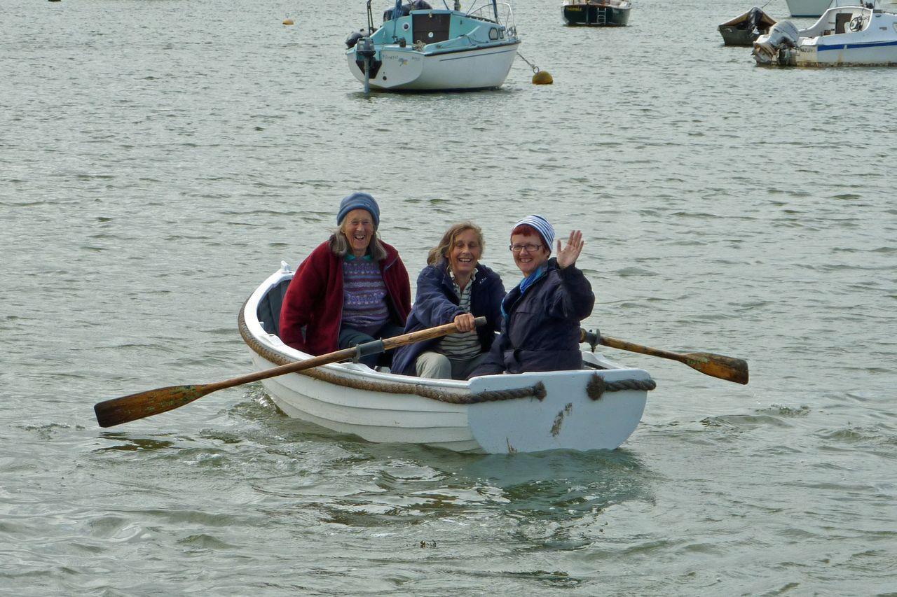 Julia-rowing